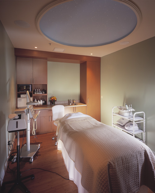 Day spa facial san paul area